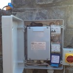 Claregalway Motor Control Panel