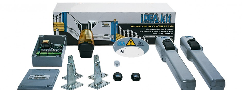 DEA Gate Automation KIT-302