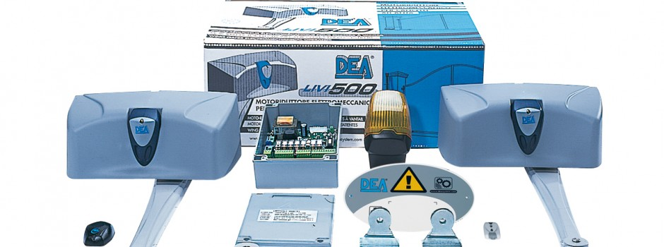 DEA Gate Automation KIT-502