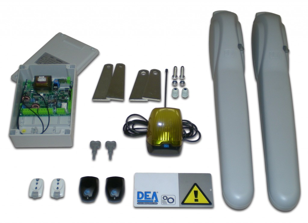 DEA Gate Automation Kit Mac
