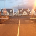 Carna nursing home automatic gates, Co Galway