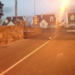 Carna nursing home electric gates, Co Galway
