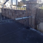 DEA Hydraulic Arm Gate Automation Installed at Carna Nursing home galway