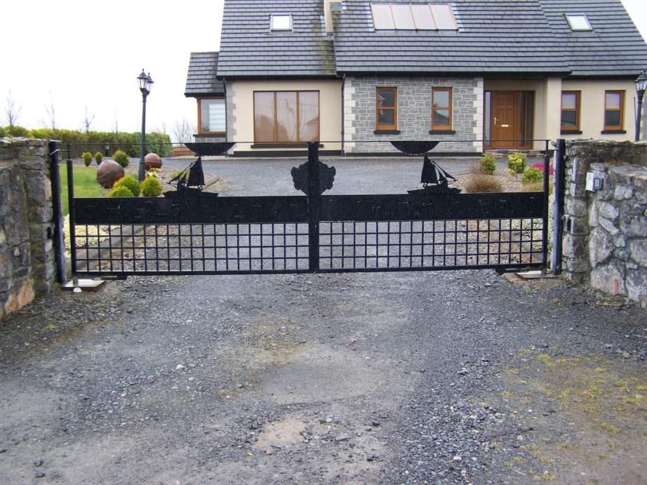 Traditional Gates - Automated Electric Gates in