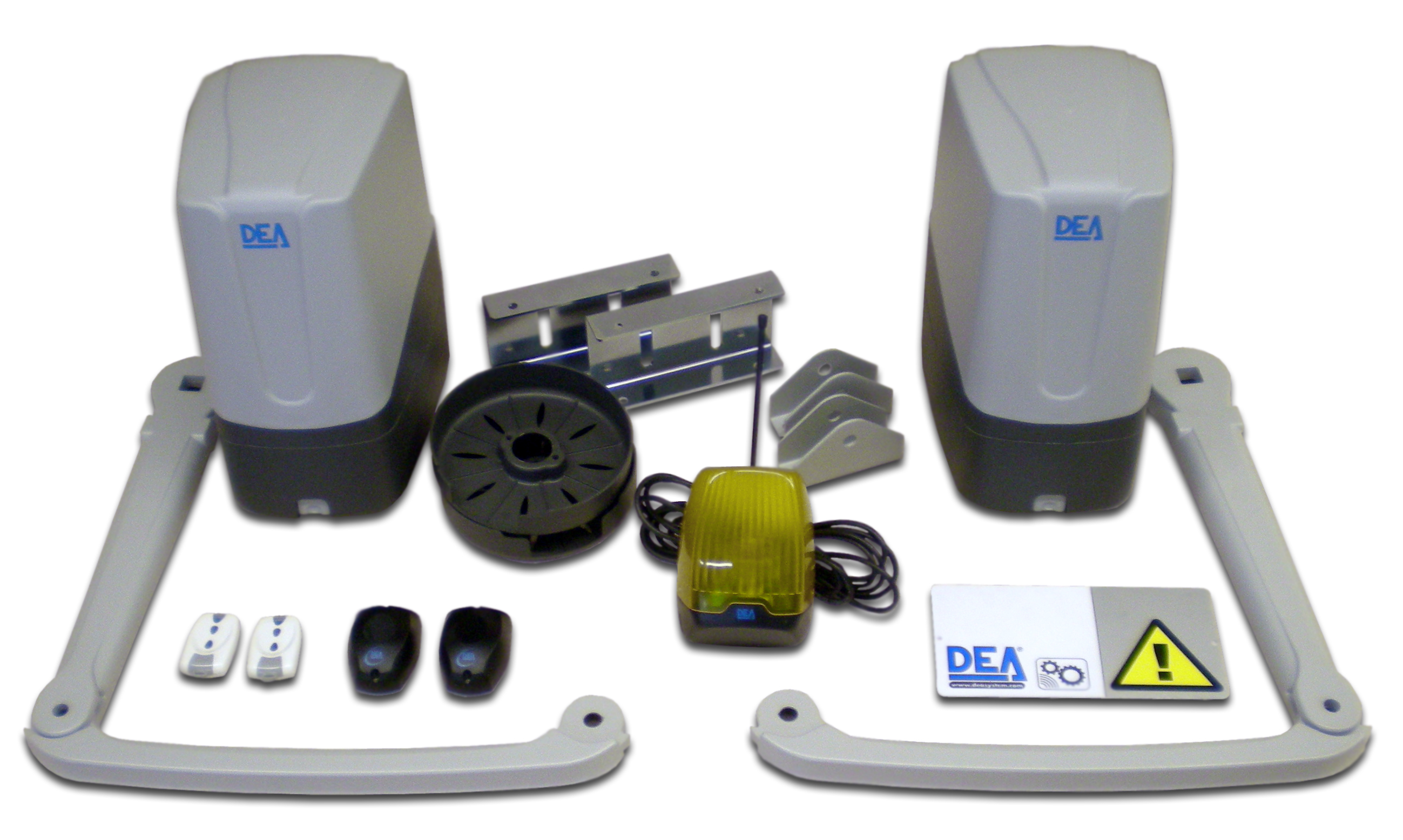 Electric Gate Kits >> Gate Automation Kits Automated Electric Gates In