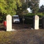 Dea Ghost 200 Automation System & Gates on Kingston Rd Galway