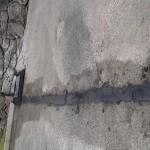 Cables ran accross Castlegar Galway