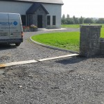 Entrance at Castlerea Roscommon