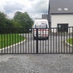 Finished Box Section Gates Castlerea Roscommon