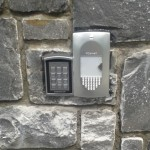 Keypad and intercom Castlerea